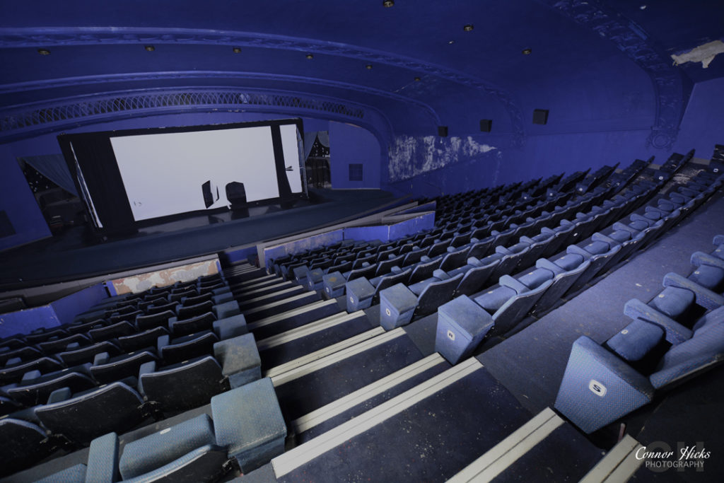 Portsmouth Hampshire Urbex Photography Odeon Cinema Northend screen 1 1024x683 Odeon Cinema, Portsmouth