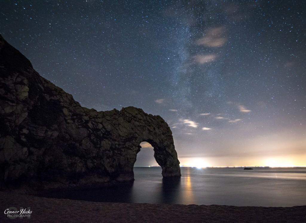 Durdle Door Milky Way  1024x746 Astrophotography