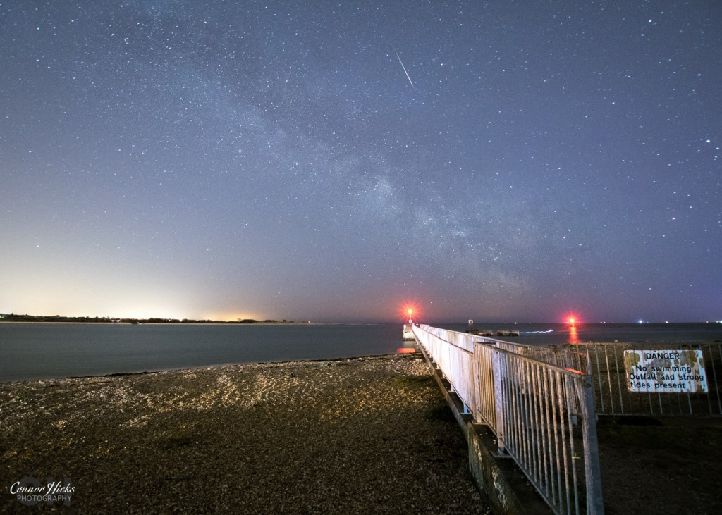 Eastney Pier Milky Way Portsmouth Astrophotography 1024x731 Astrophotography