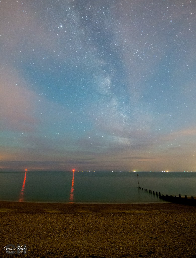 Milky Way Hayling Island Hampshire Astrophotography 780x1024 Astrophotography