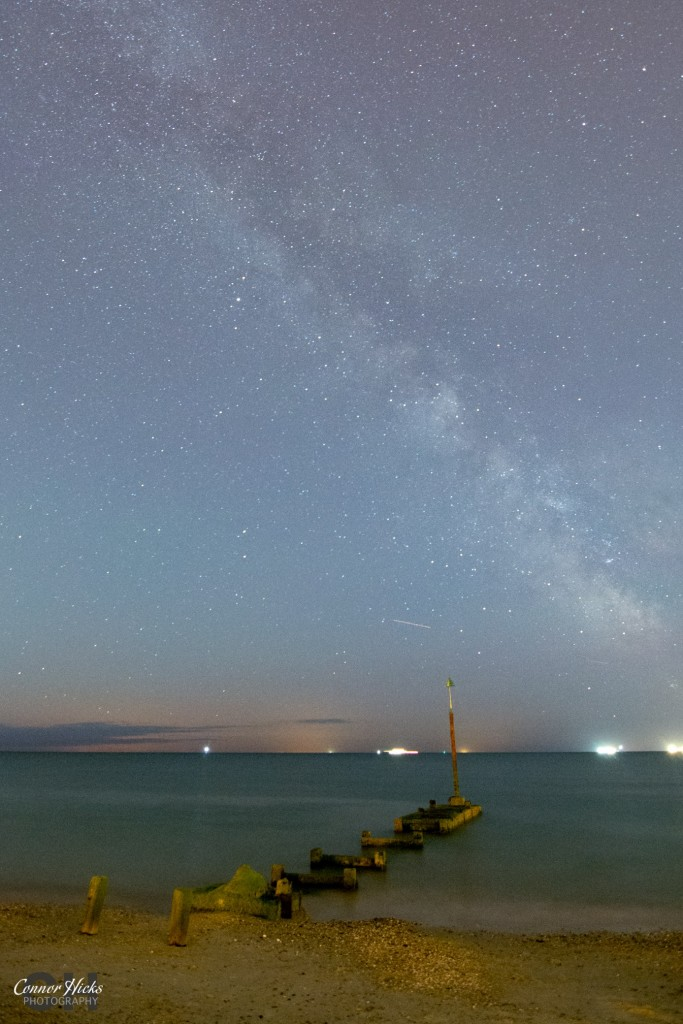 Milky Way Southsea Portsmouth Astrophotography 683x1024 Astrophotography