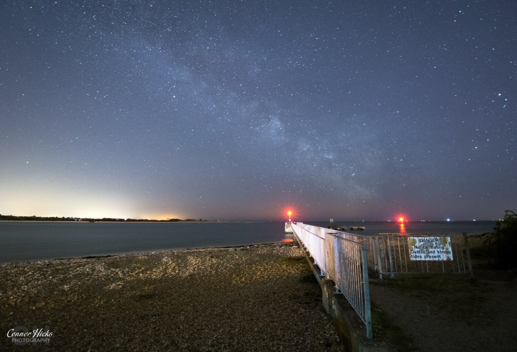 Portsmouth Milky Way Astrophotography 1024x698 Astrophotography