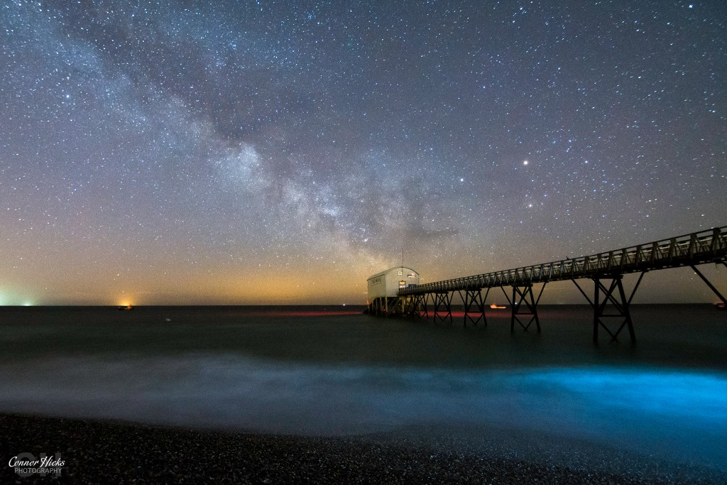 Selsey Milky Way Lifeboat Station 1024x683 Astrophotography