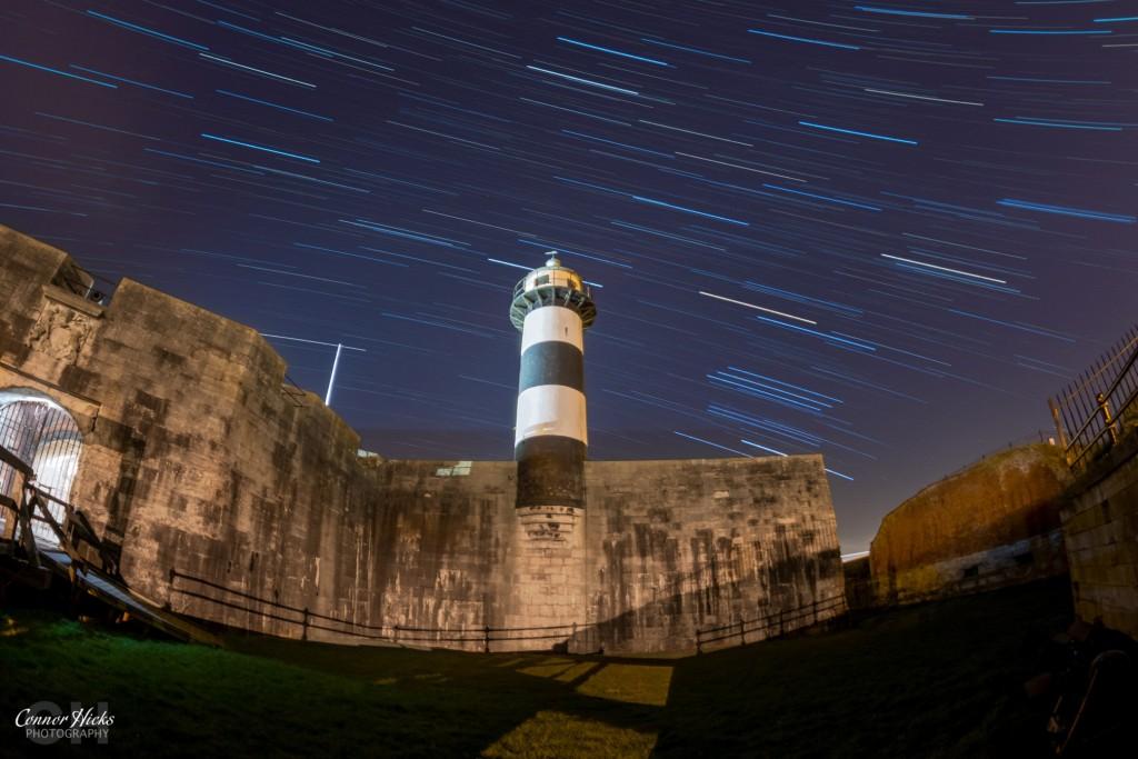 Southsea Castle Startrails Hampshire Astrophotography 1024x683 Astrophotography