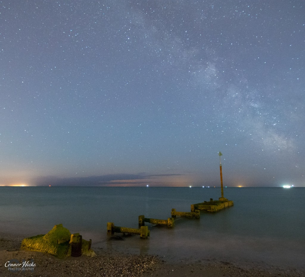 Southsea Milky Way Portsmouth Astrophotography 1024x931 Astrophotography