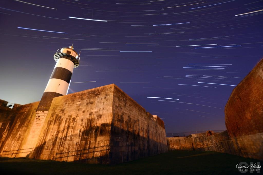 Startrails Southsea Castle 1024x683 Astrophotography