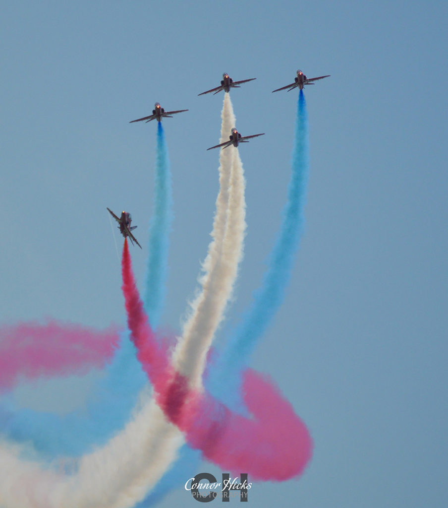 D Day 70 Portsmouth Southsea Hampshire Photography Photographer Red Arrows 3 904x1024 D Day 70 Commemorations, Southsea