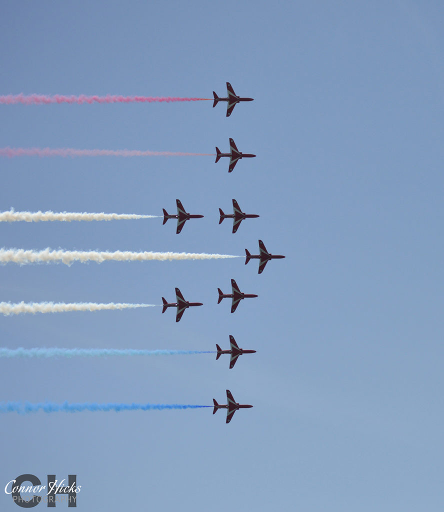 D Day 70 Portsmouth Southsea Hampshire Photography Photographer Red Arrows 91 888x1024 D Day 70 Commemorations, Southsea
