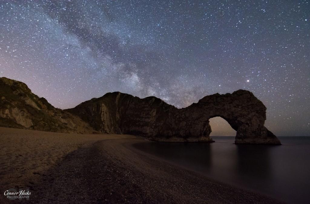 Durdle Door Milky Way 1024x673 Astrophotography