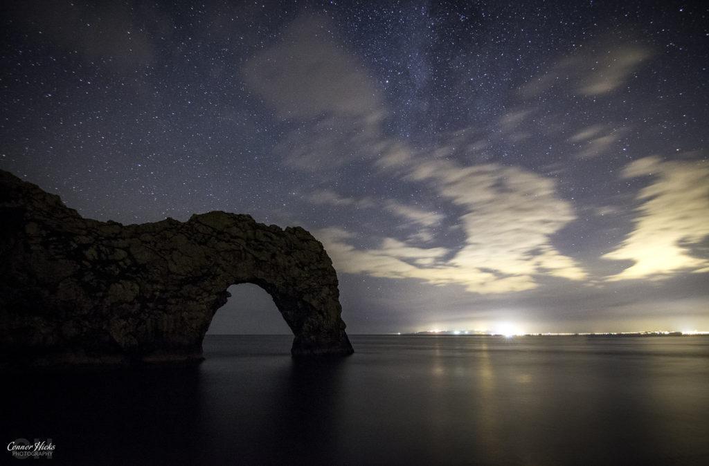 Durdle Door Milky Way Dorset Astrophotography  1024x674 Astrophotography