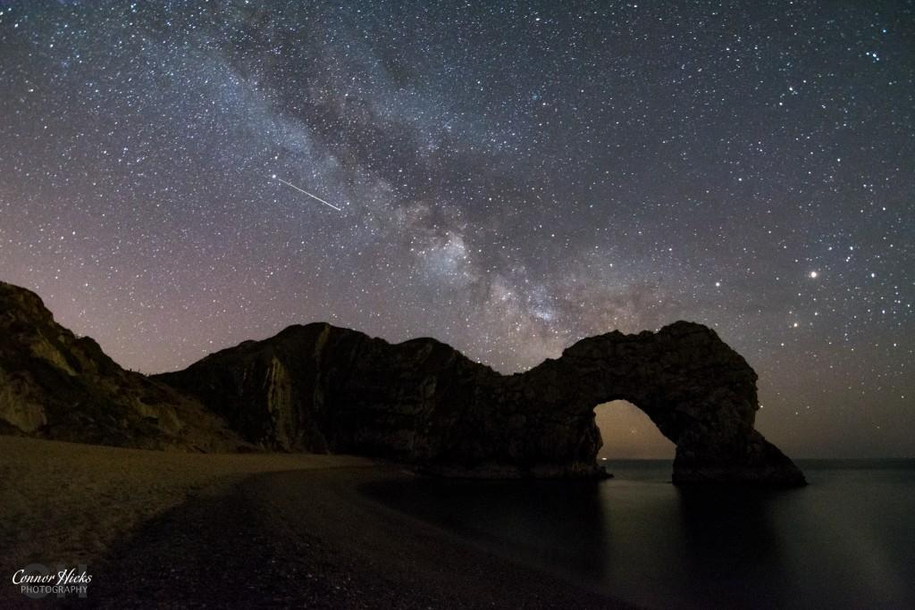 Durdle Door Milky Way Dorset Photograph 1024x683 Astrophotography