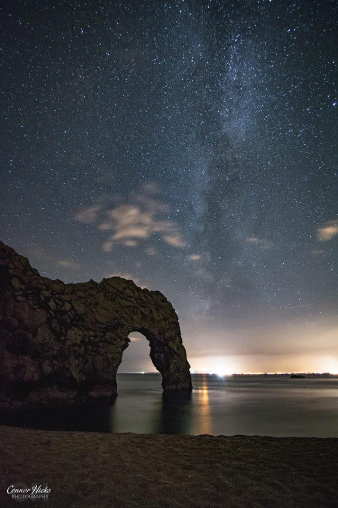 Milky Way Durdle Door Dorset Astrophotography 683x1024 Astrophotography