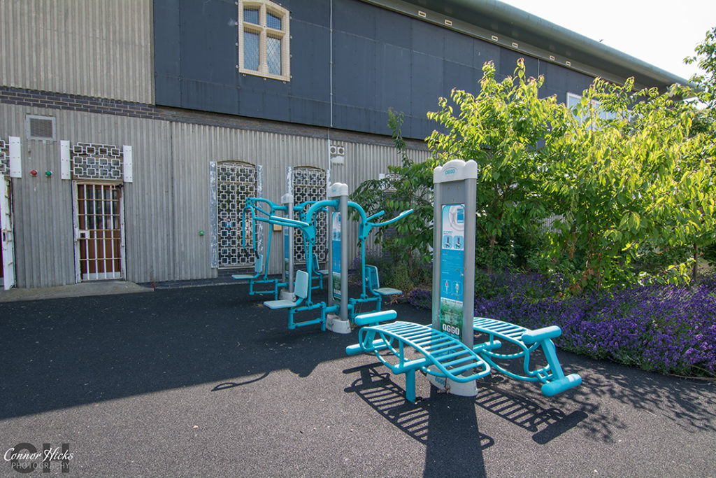 HMP Kingston Prison Gym Equipment Hampshire Portsmouth Urbex 1024x683 H.M.P Kingston Portsmouth (Permission Visit)