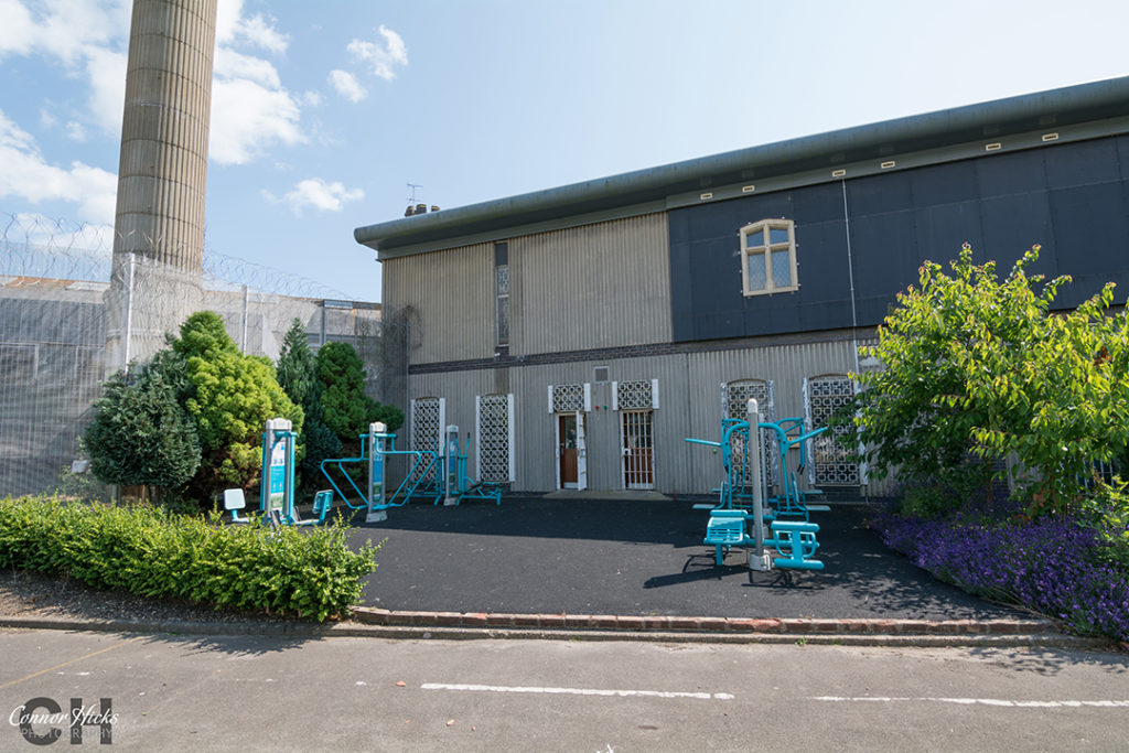 HMP Kingston Prison Gym Portsmouth Hampshire Urbex 1024x683 H.M.P Kingston Portsmouth (Permission Visit)