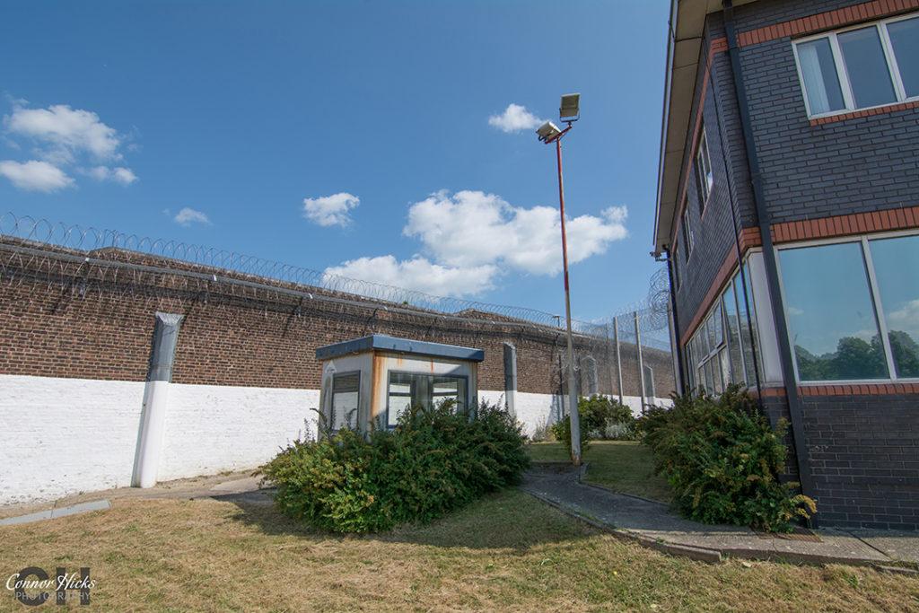 HMP Kingston Prison Hut Portsmouth Hampshire Urbex 1024x683 H.M.P Kingston Portsmouth (Permission Visit)
