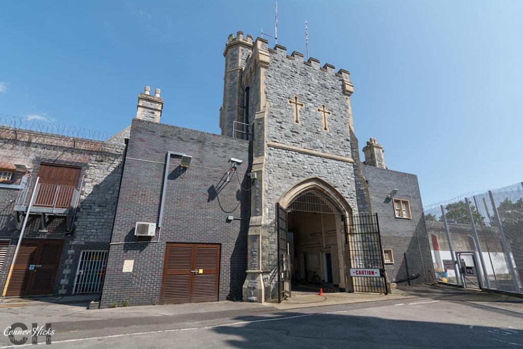 HMP Kingston Prison Main Entrance1 1024x683 H.M.P Kingston Portsmouth (Permission Visit)