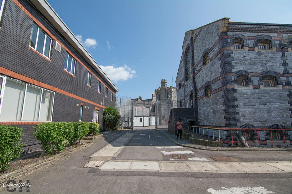 HMP Kingston Prison Urbex Portsmouth Hampshire1 1024x683 H.M.P Kingston Portsmouth (Permission Visit)