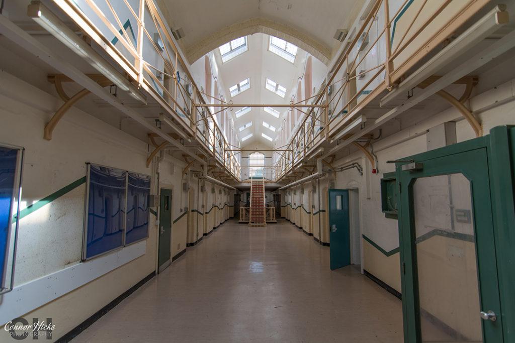 HMP Kingston Prison Wing Portsmouth Hampshire Urbex 1 1024x683 H.M.P Kingston Portsmouth (Permission Visit)