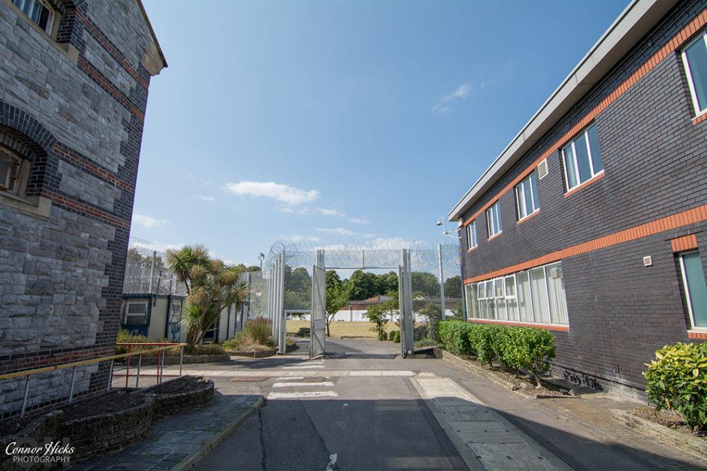 HMP Kingston Prison Yard Portsmouth Hampshire Urbex1 1024x683 H.M.P Kingston Portsmouth (Permission Visit)