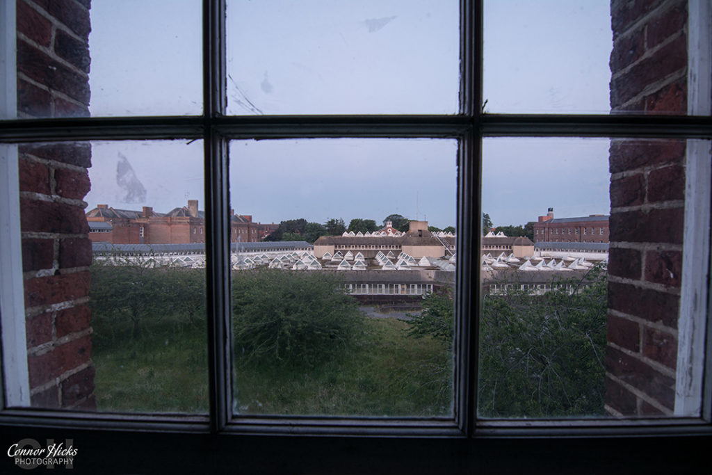 Urbex The Royal Hospital Haslar Gosport Hampshire July 2015 Revisit Window  1024x683 The Royal Hospital Haslar, Gosport