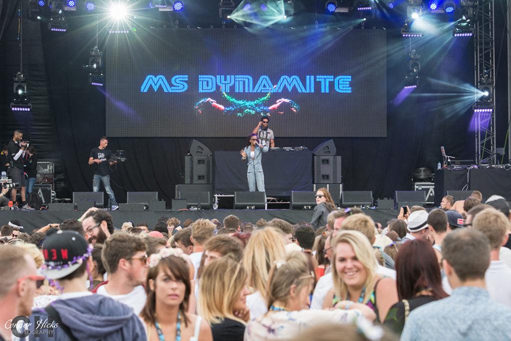 Ms Dynamite At Mutiny Festival Fontwell Racecourse 2015 1024x683 Mutiny Festival 2015