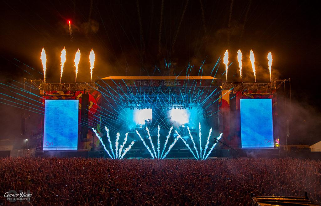 Calvin Harris At V Festival 2015 1024x658 V Festival, Chelmsford 2015