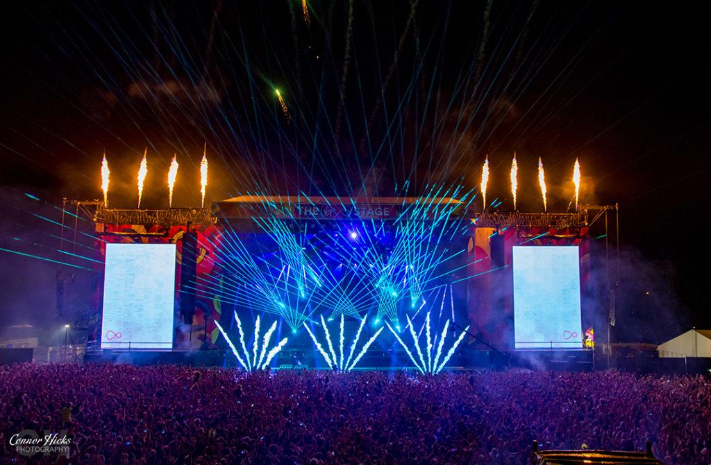 Calvin Harris V Festival Chelmsford 2015 1024x671 V Festival, Chelmsford 2015