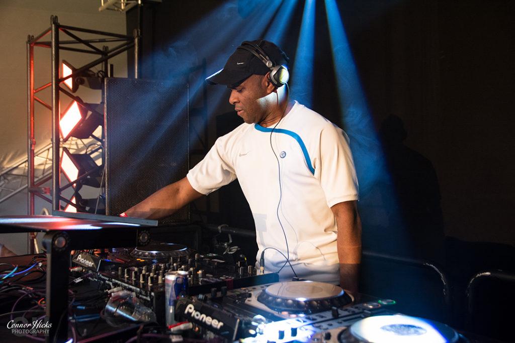 DJ EZ At Shakedown Festival Brighton 2015 1024x683 Shakedown Festival 2015
