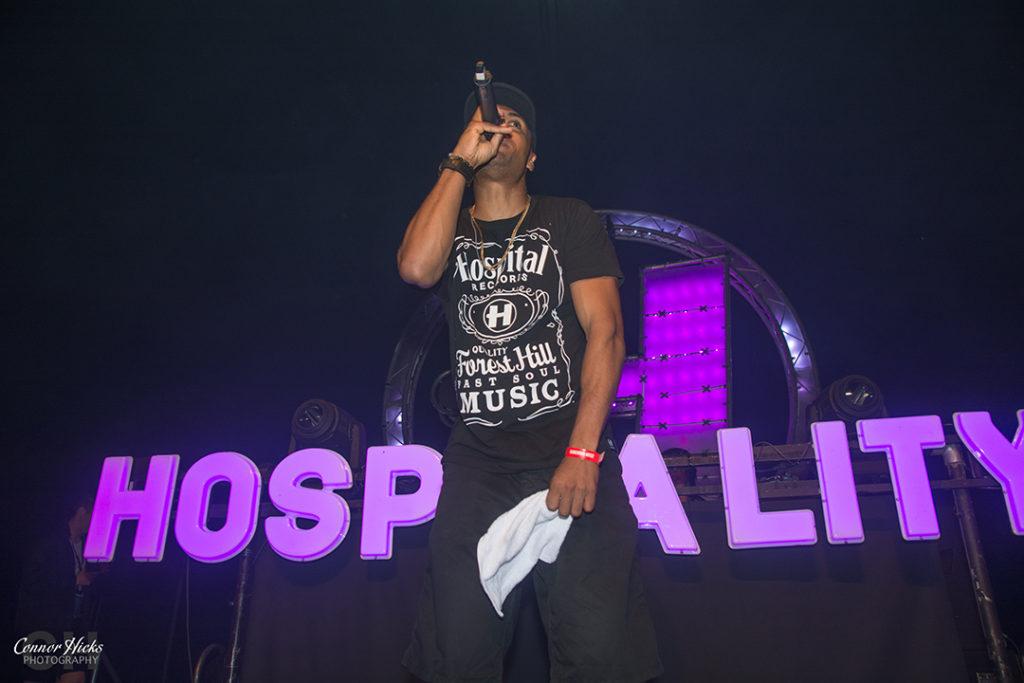 Dynamite MC Hospitality Shakedown Festival  1024x683 Shakedown Festival 2015