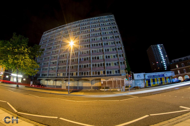 Brunel-House-Portsmouth-Urbex