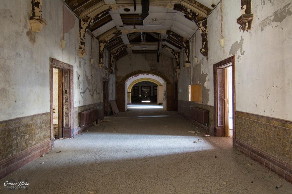 High-Royds-Asylum-Arches-Corridor