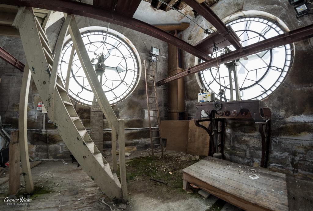 High-Royds-Asylum-Urbex-Clocktower