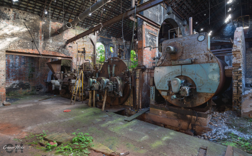 Industrial Revolution Boilers Tonedale Mills 1024x633 Tonedale Mills, Somerset