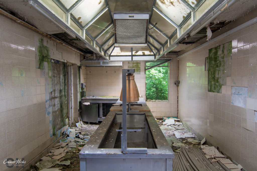 RAF Church Fenton Urbex Kitchen 1024x683 RAF Church Fenton, Leeds