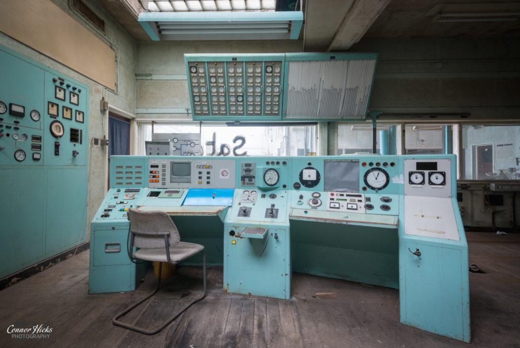 rae bedford urbex control room 1024x685 RAE Bedford