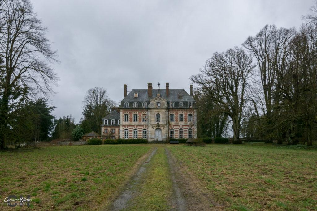 Chateau Des Bustes France Urbex 1024x683 Chateau Des Bustes, France