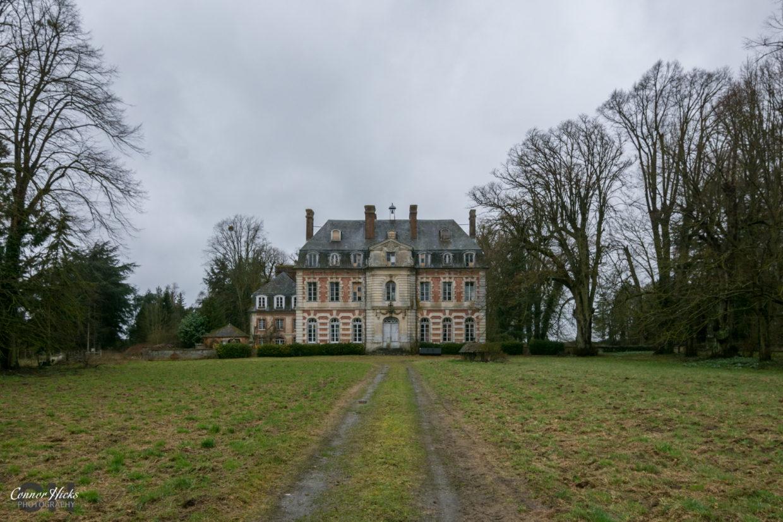 Chateau Des Bustes France Urbex