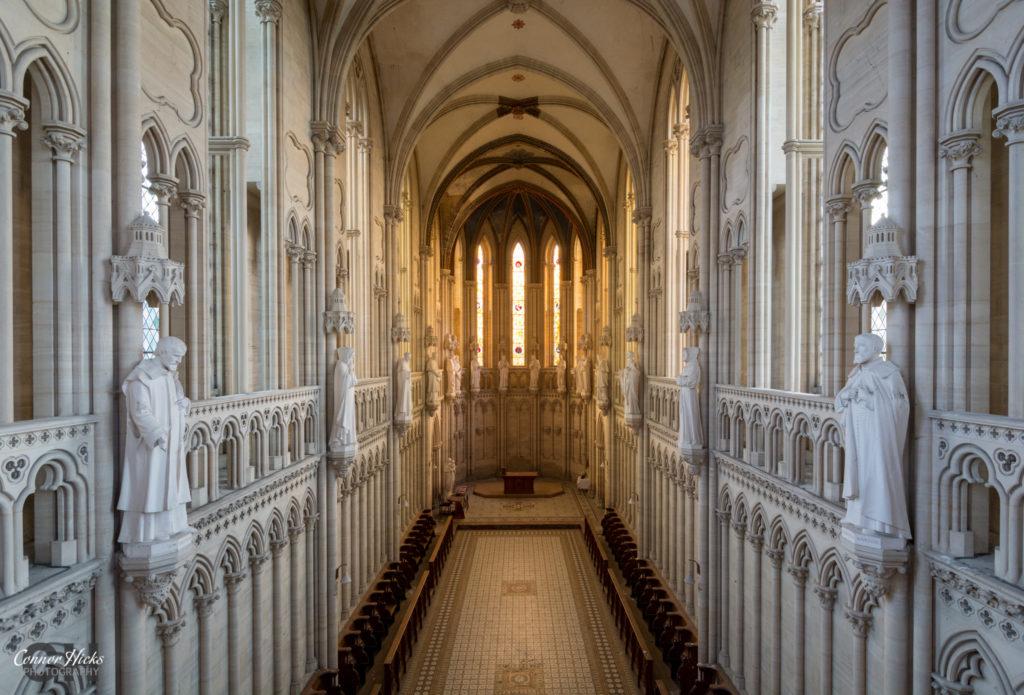 Urbex Chapelle Des Pelotes France 1024x695 Chapelle Des Pelotes, France