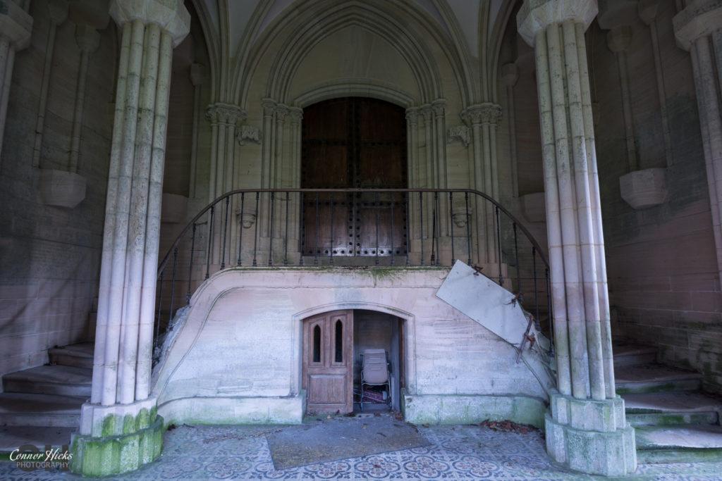 Urbex France Chapelle Des Pelotes 1024x683 Chapelle Des Pelotes, France