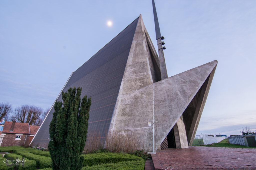 et church france external 1024x683 E.T Church, France (Permission Visit)