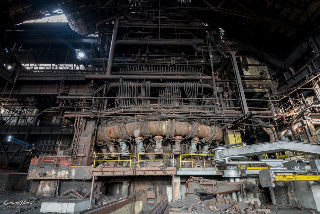 hfb belgium urbex blast furnace  1024x683 HFB, Belgium