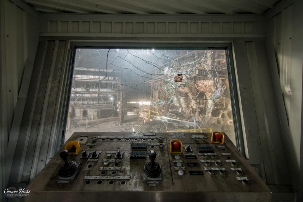 hfb belgium urbex blast furnace control room 1024x683 HFB, Belgium