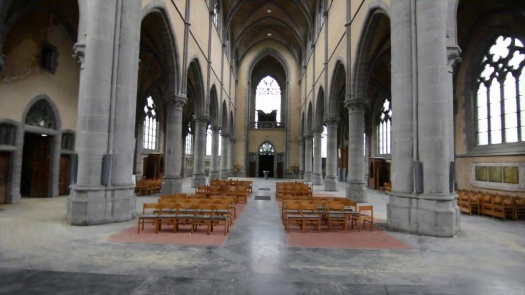 cliffhanger church belgium 1024x576 Cliffhanger Church, Belgium