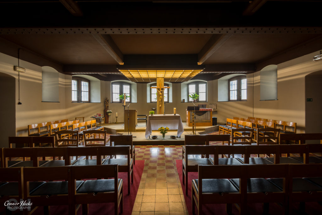 cliffhanger church hidden chapel urbex belgium 1024x683 Cliffhanger Church, Belgium