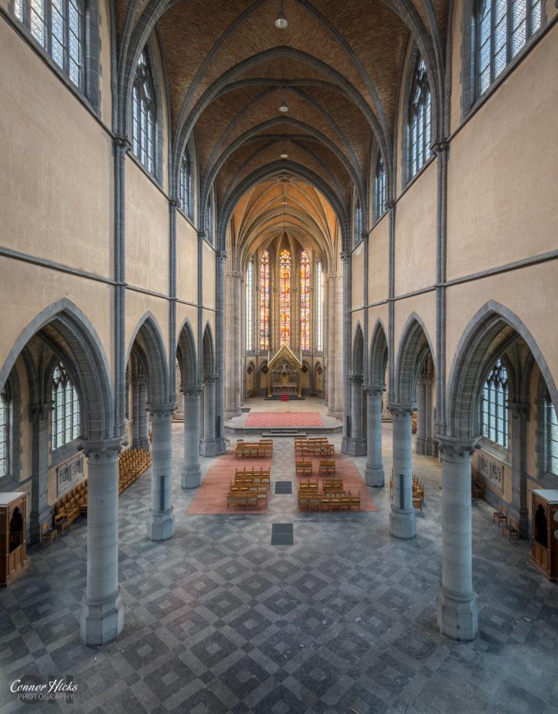 cliffhanger church urbex belgium 1 1 800x1024 Cliffhanger Church, Belgium
