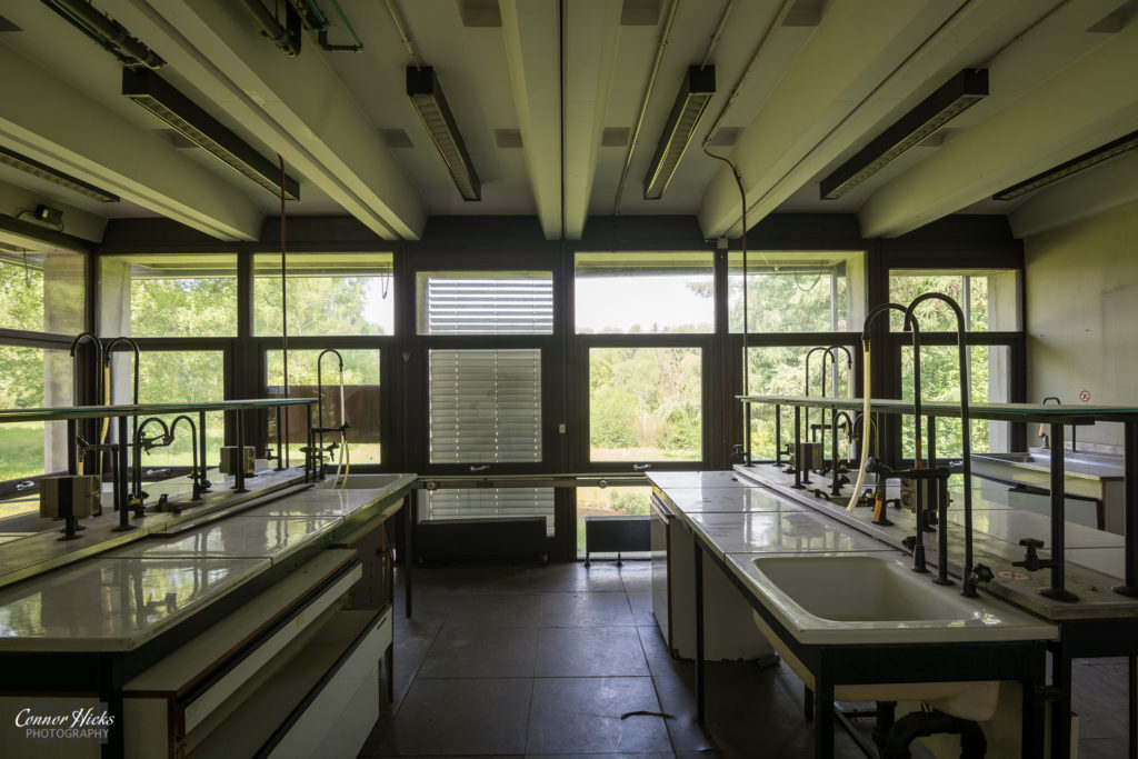science labs urbex belgium 1024x683 University Science Labs, Belgium