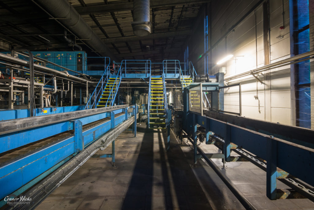 brewery urbex hampshire molson coors