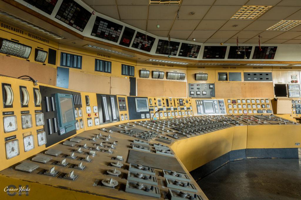 control room urbex france 1024x683 Centrale De Schneider, France