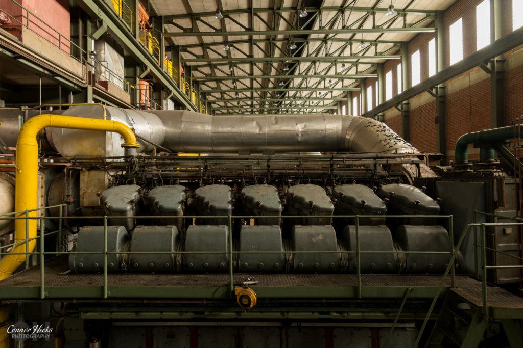 turbine hall diesel farm  1024x683 Diesel Farm, Belgium