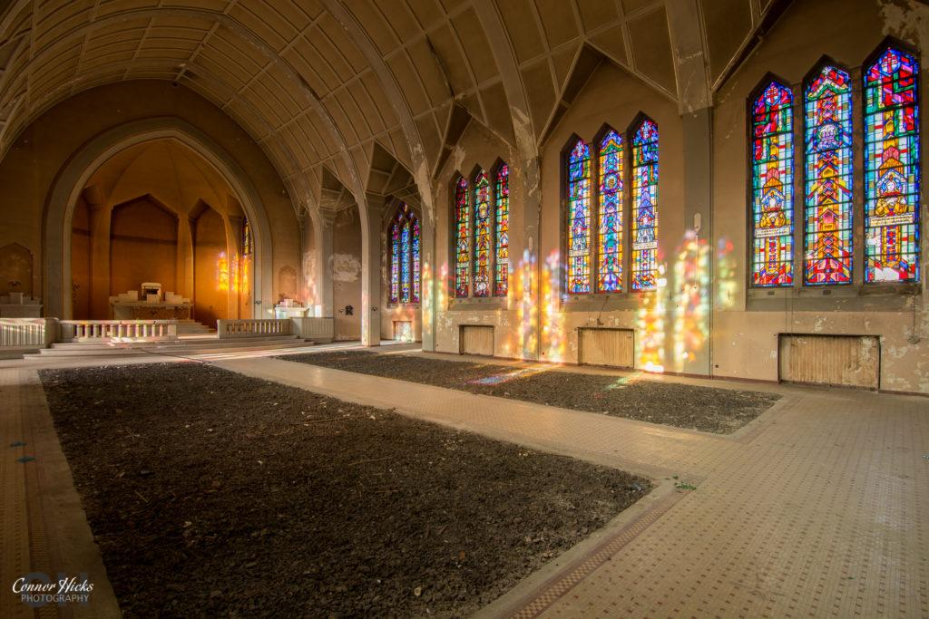 urbex pensionnat catholique 1024x683 Pensionnat Catholique, France